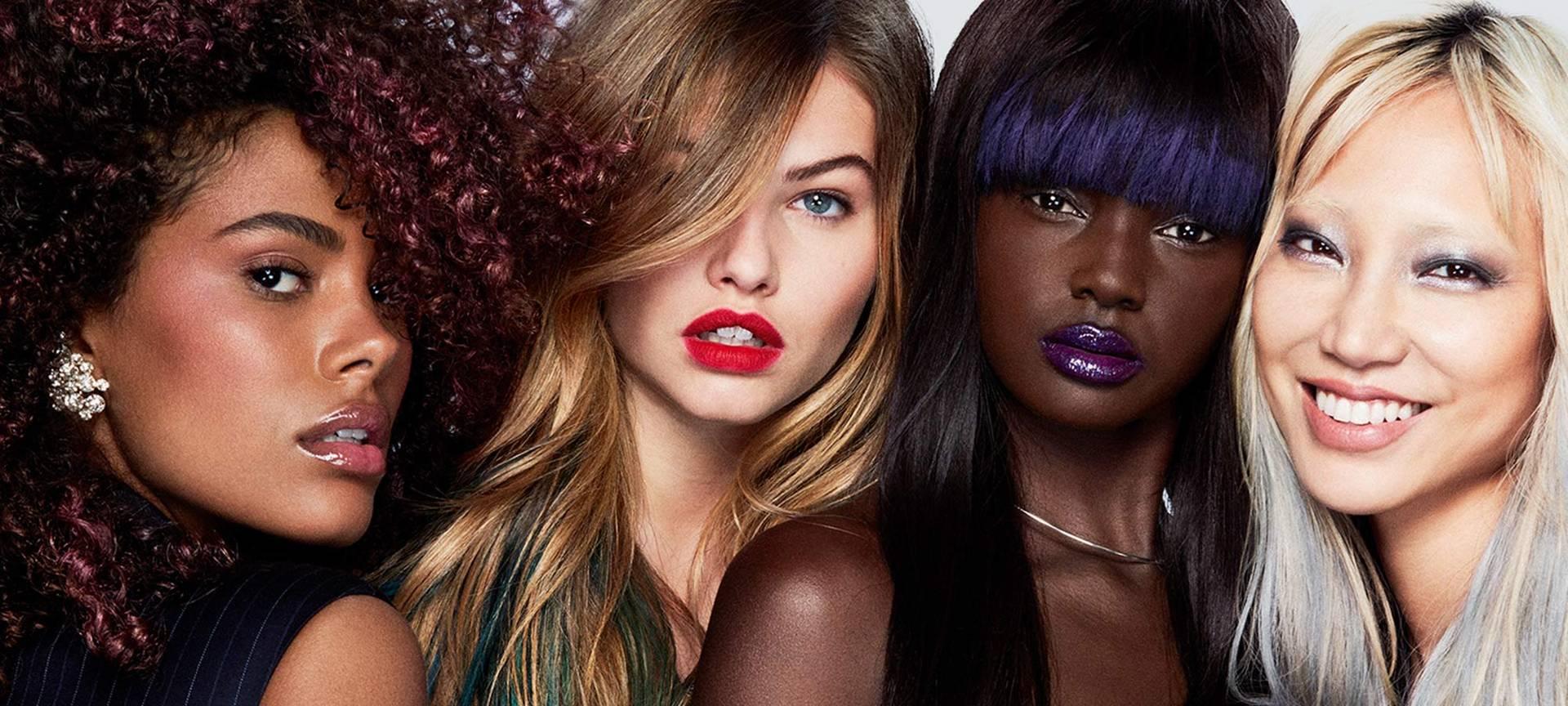 Welche Haarfarbe Ihnen Wirklich Steht L Oreal Paris