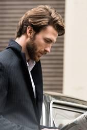 Männer langhaarfrisur Frisuren Für