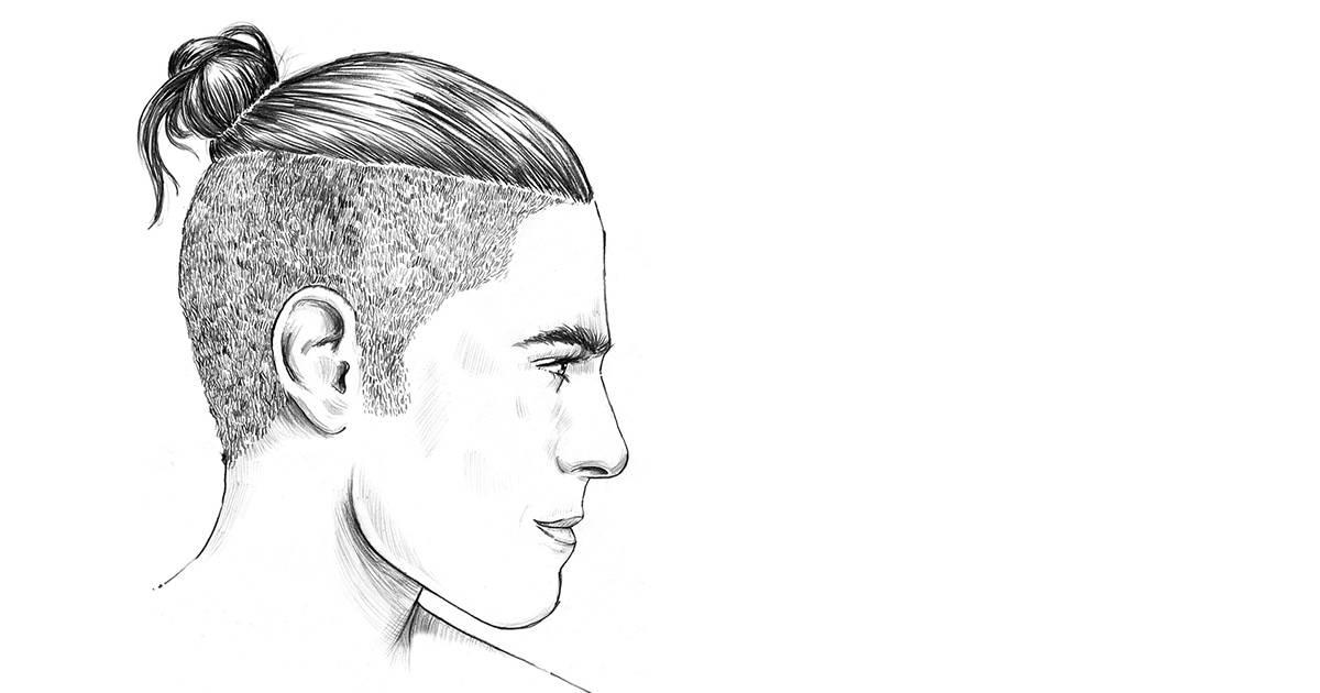 Männer undercut langhaarfrisuren Lange Haare