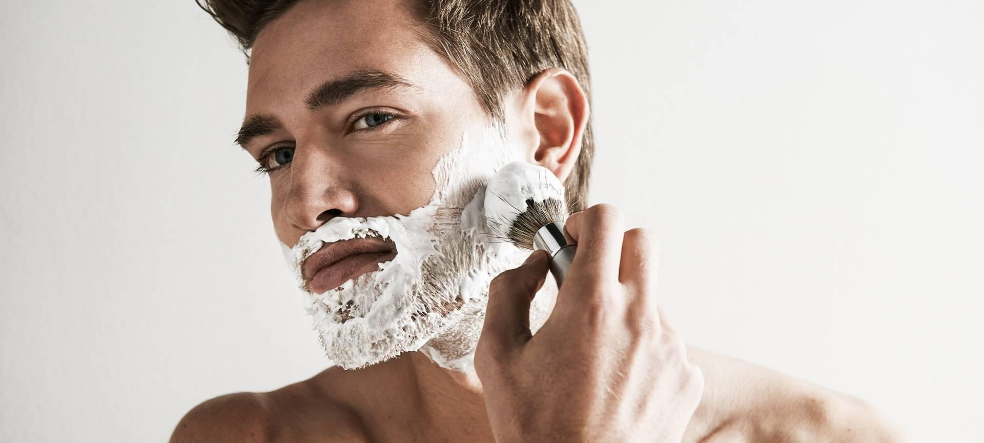 bart richtig rasieren
