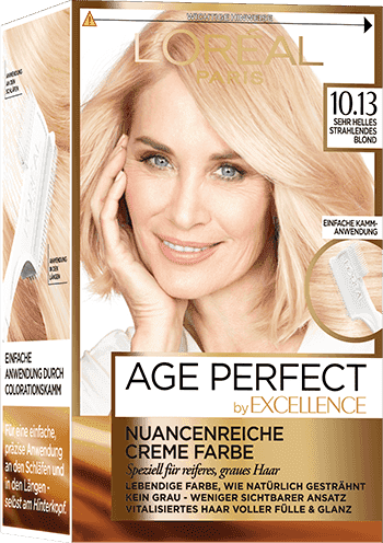 Age Perfect 1013 Sehr Helles Strahlendes Blond